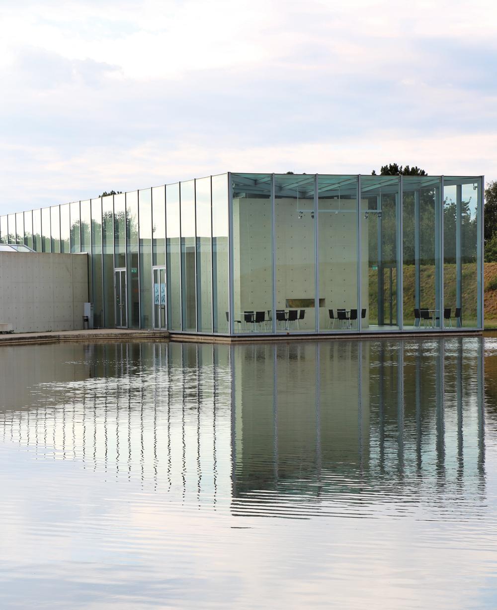 Edificio de la fundación Langen.