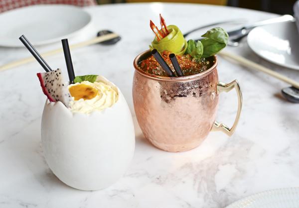 Cocktail - Cena para dos