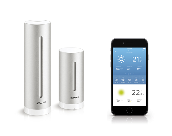 Weather Station iPhone 6 PRINT - Tecnología que mola