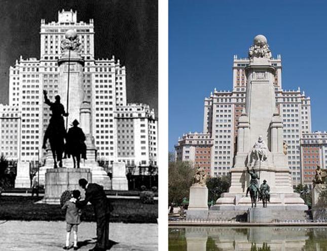 Principio de acuerdo para desbloquer la rehabilitación del Edificio España
