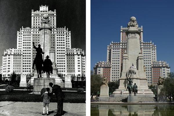 edificio España - Principio de acuerdo para desbloquer la rehabilitación del Edificio España