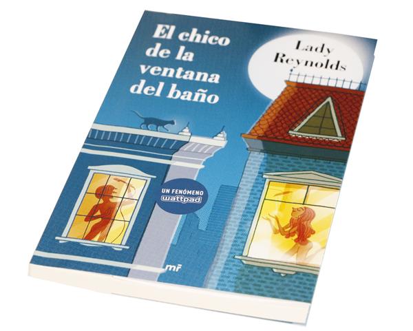 El chico de la ventana del baño. 176 páginas. 12,90 €.