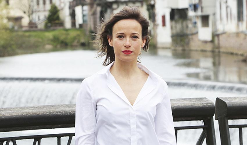 """Marta Etura: """"Me ha encantado hacer este viaje a través de la mirada de Amaia Salazar"""""""