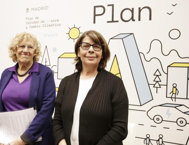 Madrid prohibirá circular a más de 70 Km/h. en la M-30