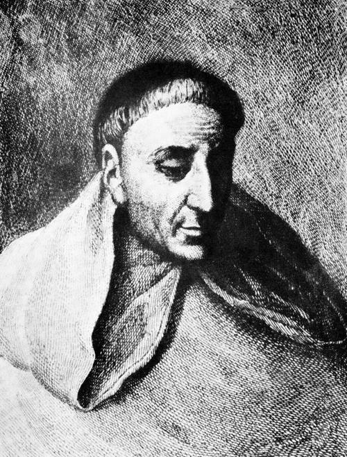 Retrato del fray Gabriel Téllez (Tirso de Molina)