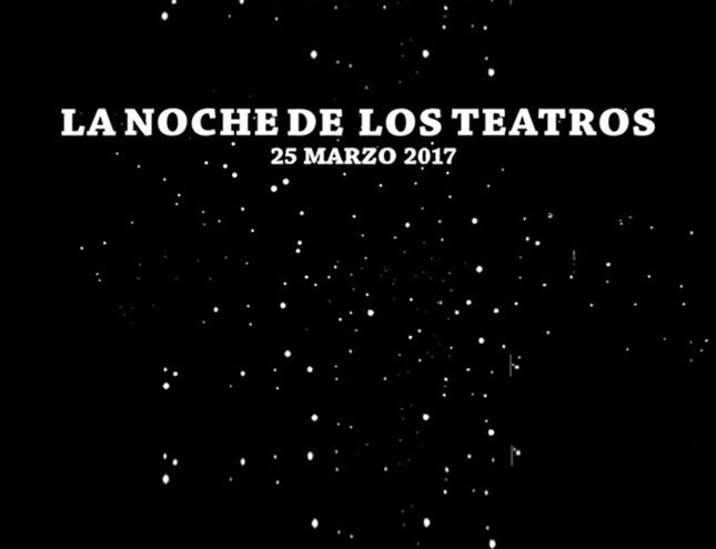 El sábado 25 se celebra La Noche de los Teatros con la mujer como tema central