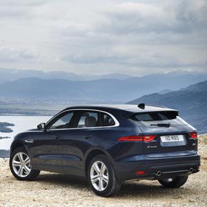 Jaguar F-PACE:  El coche absoluto
