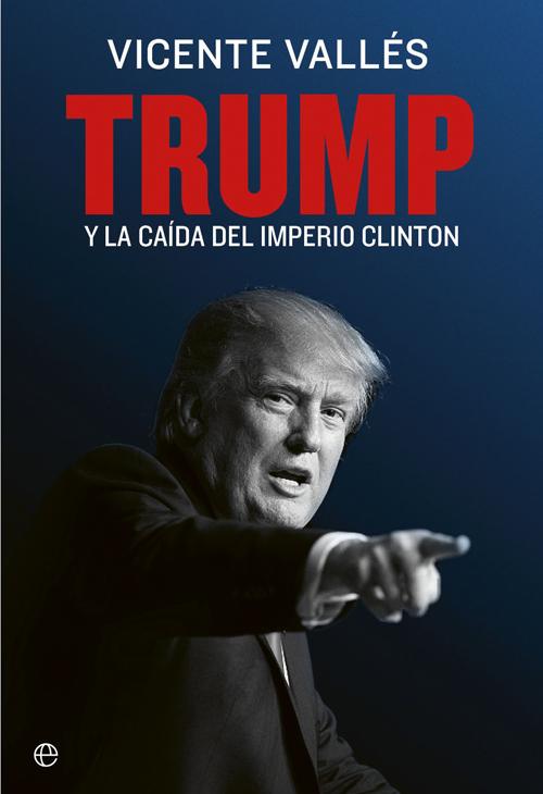 """libro TRUMP VV - Vicente Vallés: """"El ordeno y mando de Trump no funcionará en democracia"""""""