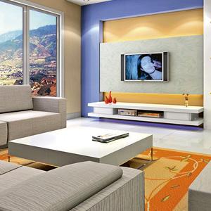 Siete maneras de colocar la televisión en tu salón