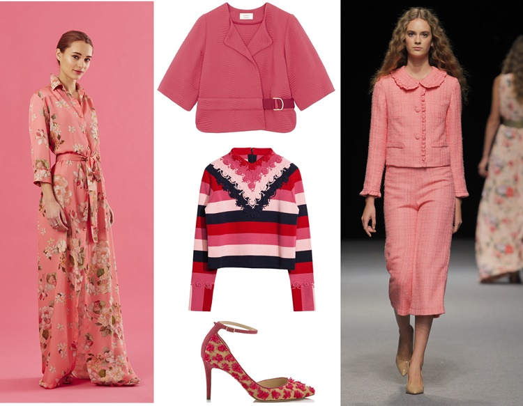 1a elegir - Oda al ROSA, el color que te conquistará esta primavera