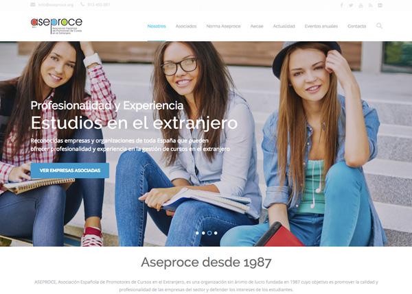 aseproce - ESPECIAL Cursos, Postgrado y Formación