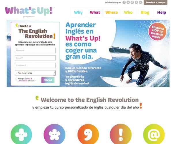 whatsUp - ESPECIAL Cursos, Postgrado y Formación