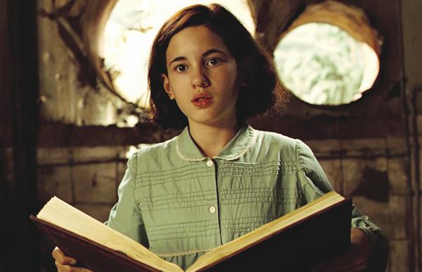 Ivana Baquero ganó el Goya a Mejor Actriz Revelación 2007, con 12 años, por su intrepretación en la película El Laberinto del Fauno.