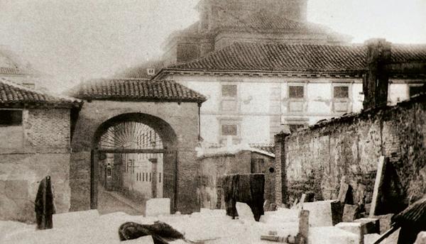 Cuartel de Monteleón