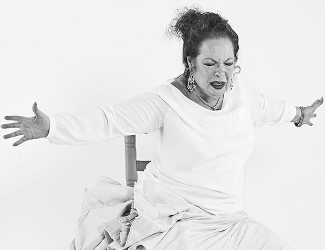 Pasado y presente del flamenco se dan cita en el Fernán Gómez