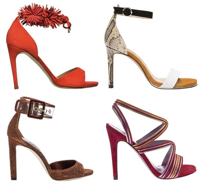 5s - 12 sandalias para este verano