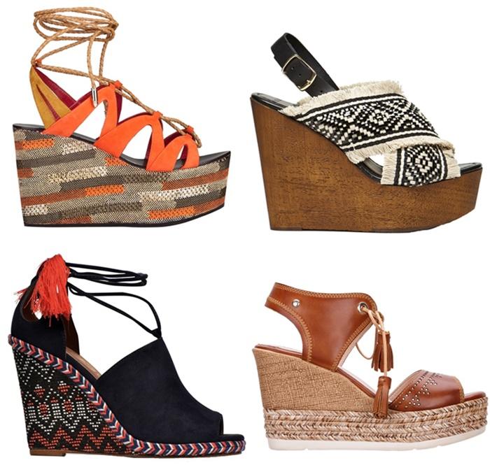 9s - 12 sandalias para este verano