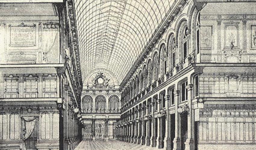 La interesante historia de las dos primeras terrazas de Madrid