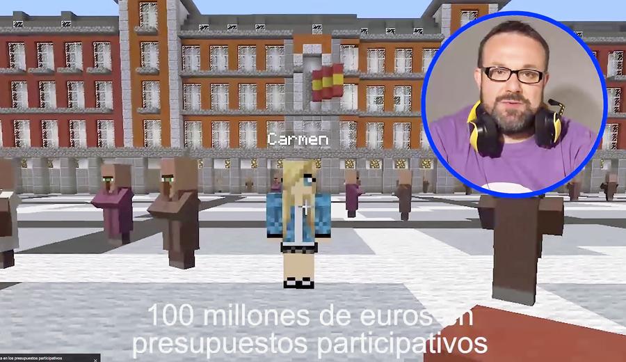 decide M - Vota para decidir dónde invertir 100 millones en Madrid