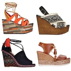 12 sandalias para este verano