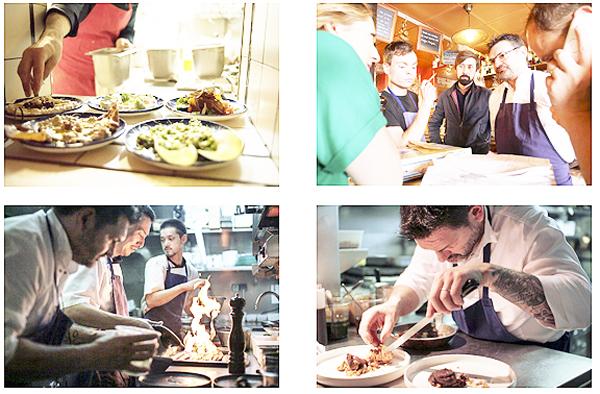 refu1 - Madrid disfruta de la cocina de Siria, Marruecos, Ucrania y Camerún en el Festival Gastronómico #ConLosRefugiados