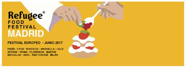 refu3 - Madrid disfruta de la cocina de Siria, Marruecos, Ucrania y Camerún en el Festival Gastronómico #ConLosRefugiados