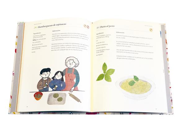 todos a la C abierto - Cuatro libros para acercar a los niños a la cocina