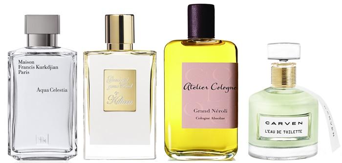 3s - Perfumes de verano