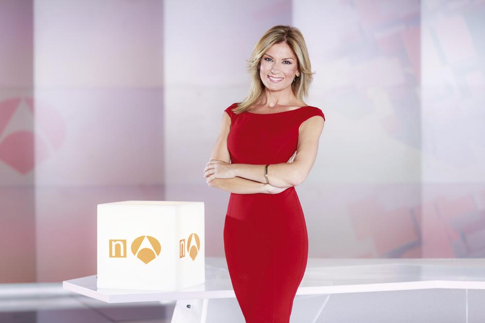 "A3N SandraGolpe - Sandra Golpe: ""El periodismo me ha ayudado  a superar la timidez"""