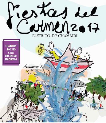 FiestasChamberi17 - El barrio más castizo de Madrid celebra sus fiestas del Carmen