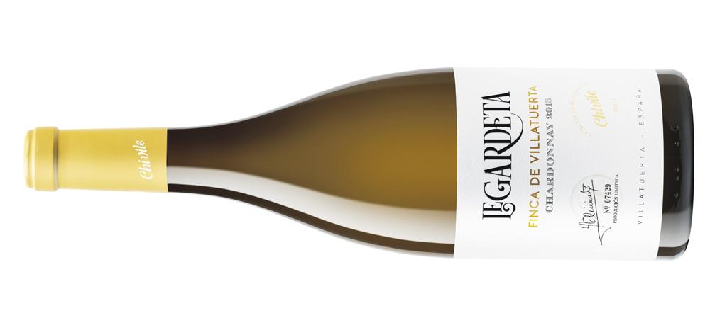 HD Chivite Legardeta Finca de Villatuerta Chardonnay 2015