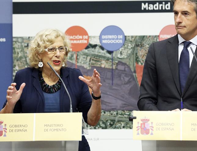 """Madrid ya tiene plan """"Madrid Nuevo Norte"""""""