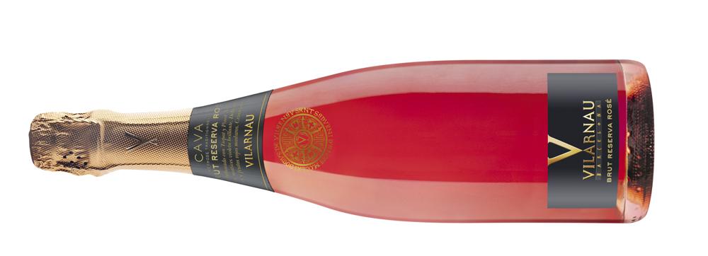 Vilarnau Brut Roser Reserva - 6 buenos vinos para este verano