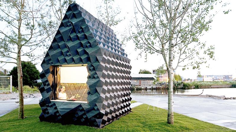 casa 3d - Una exposición muestra la revolución de la tecnología 3D