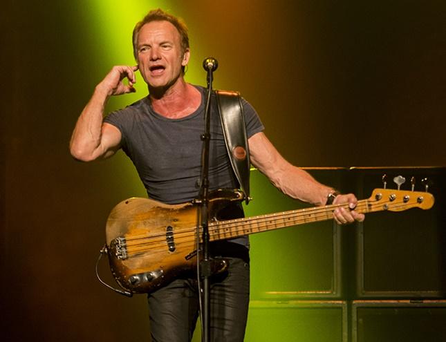Sting inaugura una nueva edición del Universal Music Festival en el Teatro Real