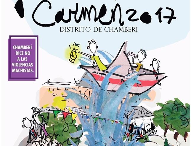 El barrio más castizo de Madrid celebra sus fiestas del Carmen