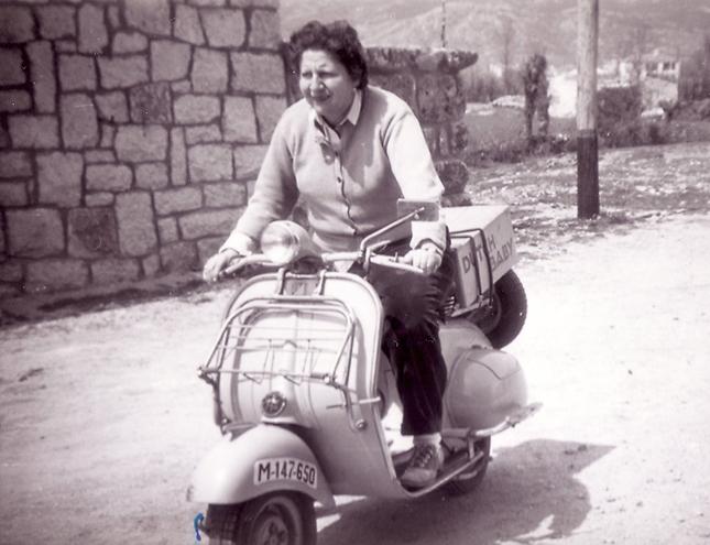 Madrid homenajea a la poeta Gloria Fuertes el día que cumpliría 100 años