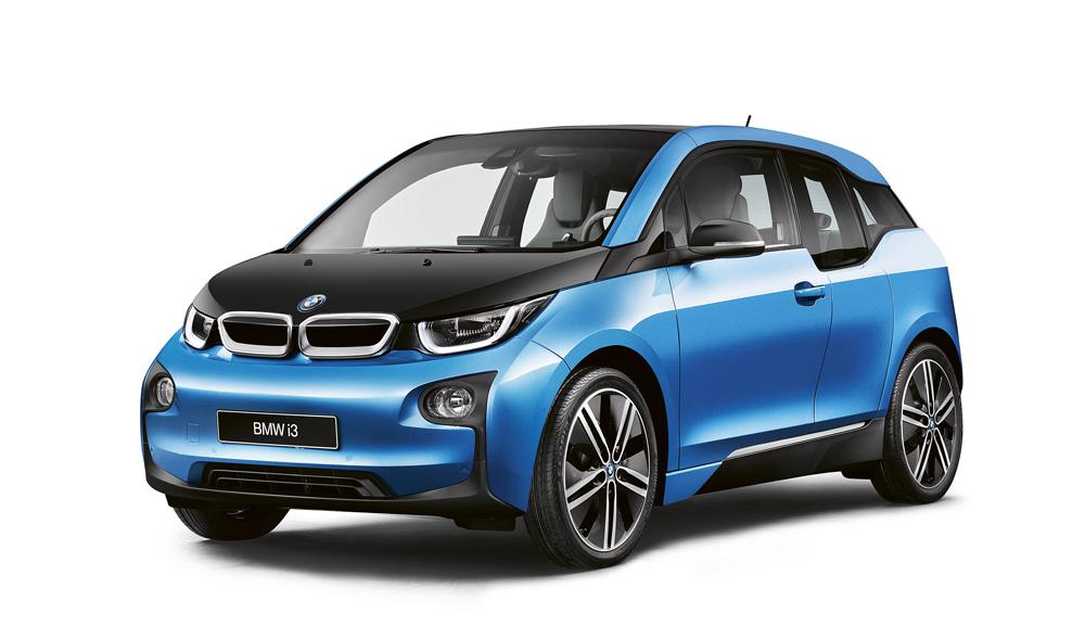 i3 1 - BMW i3 El eléctrico más ágil y urbano