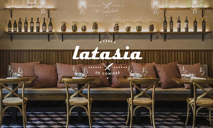 restaurante Latasia Madrid - Latasia, fusión con cabeza y sabor