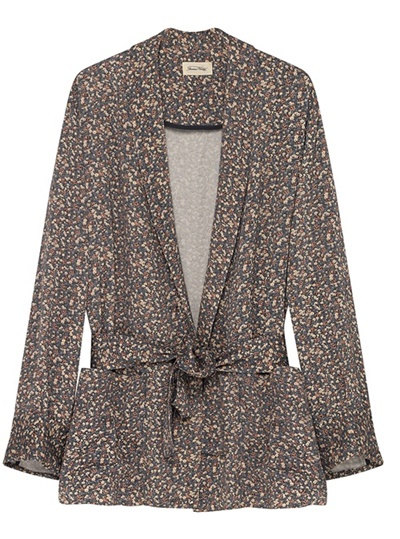 2s - Moda: Es tiempo de chaquetas: prueba con el estilo batín