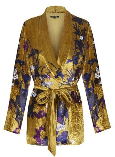 3s - Moda: Es tiempo de chaquetas: prueba con el estilo batín