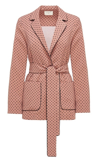 4s - Moda: Es tiempo de chaquetas: prueba con el estilo batín