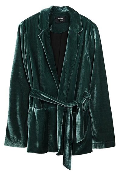 5s - Moda: Es tiempo de chaquetas: prueba con el estilo batín