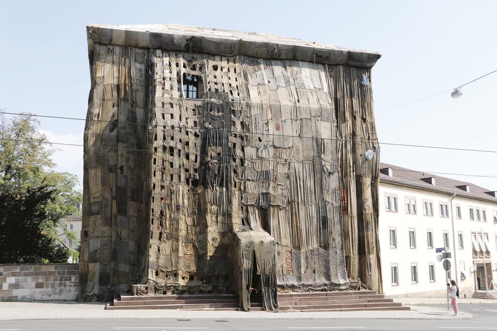 MG 5158 - documenta14. Kassel: Viaje al cerebro del arte
