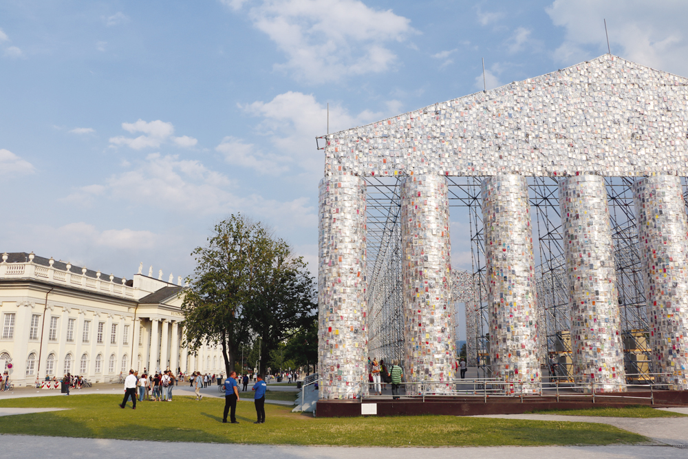 MG 5374 - documenta14. Kassel: Viaje al cerebro del arte