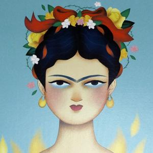 Frida Kahlo inspira unas jornadas de arte y gastronomía