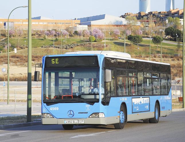 Servicio especial de autobúses para los atléticos