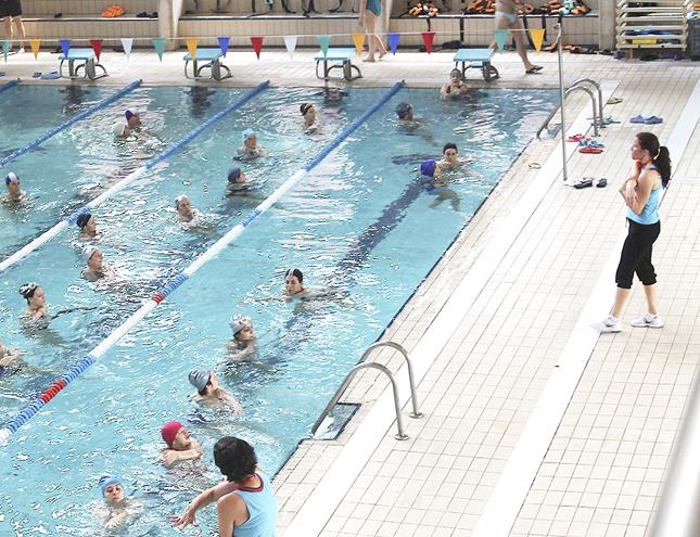 Comienzan las clases de deporte en Madrid con 150.000 plazas y 106 especialidades