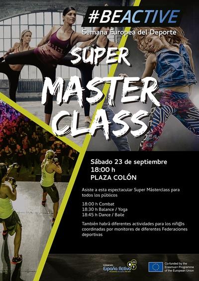 master class - Cuatro planes para disfrutar de Madrid