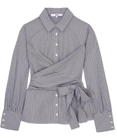 3d - 7 versiones de la camisa de rayas